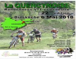 La Quercynoise - Randonnées VTT et pédestre