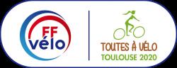 Toutes à vélo à Toulouse 2020