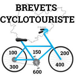 BRM 400 km